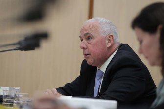 Fair Work Commission president Justice Iain Ross has warned the vaccine rollout pace remains a risk.