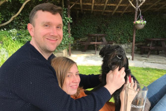 Andrew Speers and Ellen Tyrrell have been working to get Hilde home and fear for her safety in the long term.