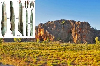 Bone tools found in Riwi Cave were being used in the Kimberley as long as 46,000 years ago.