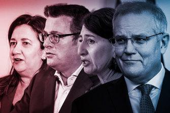 Scott Morrison is seen as  Prime Minister too much in Sydney's corner.