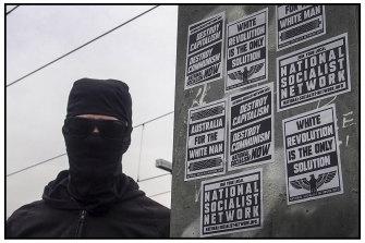 'White revolution is the only solution': Unmasking Australia's neo-Nazis.
