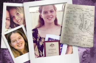 Broken by repeated bullying at school, Bella is now trying to reclaim her mental health.