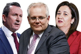 Australia's federation is now more fractured than at any time during this crisis.