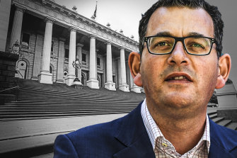 Premier Daniel Andrews is no ordinary leader, who finds himself in extraordinary circumstances.