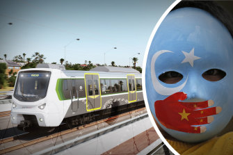KTK Group is manufacturing components for Transperth's trains.