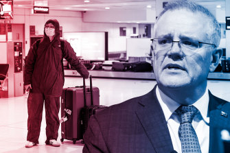 Prime Minister Scott Morrison has defended the hotel quarantine system against Labor attacks over breaches that have spread COVID-19 into the community.