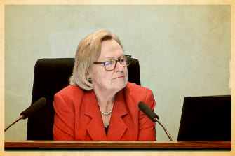 Patricia Bergin.