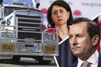 Premier Mark McGowan said it was unlikely the state will go into lockdown after two new cases of COVID for WA.