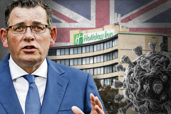 Victorian Premier Daniel Andrews fronted an inquiry into the state's hotel quarantine system.
