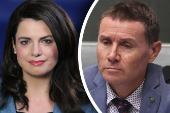 Louise Milligan has agreed to pay Andrew Laming $79,000 in damages plus legal costs, but the ABC has indicated it will pick up the bill.