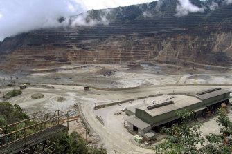 Operations have been suspended at PNG's Ok Tedi copper and gold mine to protect the safety of its staff.