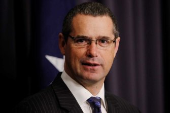 Former ALP senator Stephen Conroy.