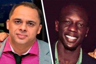 Aaron Khalid Osmani and Richard Arow.