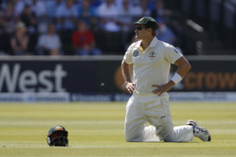 Shane Watson was mired in a form slump in the lead-up to the 2015 series against England.