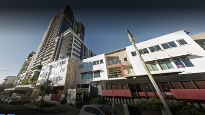 Brisbane neighbours battle in court over 34cm of underground concrete