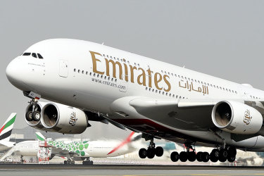 Emirates will stop flying to the UK, limiting options for Australians trying to get home.