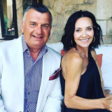 Restaurant owner Steve and Tracey Anastasiou are in the midst of a split.