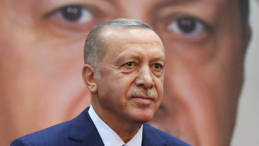 The ban was seen as yet another attempt by President Recep Tayyip Erdogan to clamp down on freedom of expression.