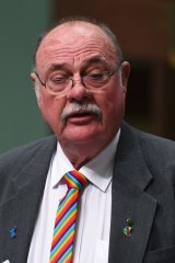 "Liberal National MP Warren Entsch said the $60 billion shortfall was an ""opportunity"" for new spending."