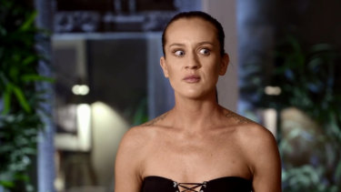 MAFS has its quickest villain, Ines.