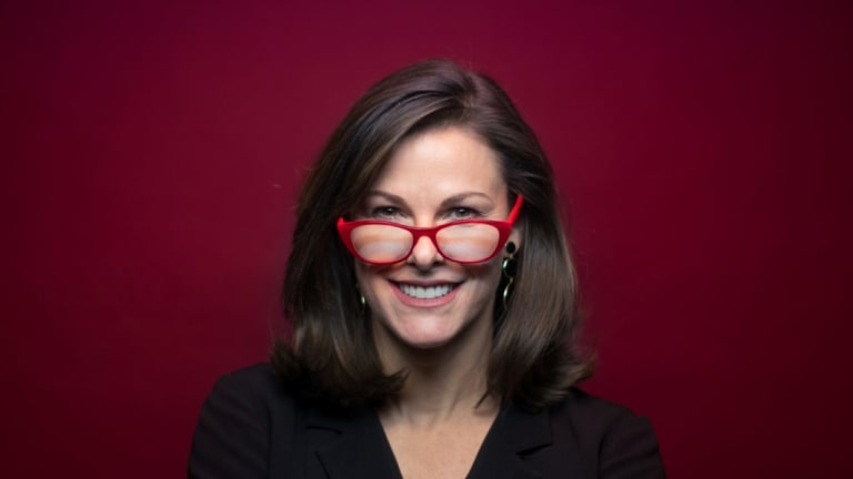 Facebook's global head of news partnerships, Campbell Brown.