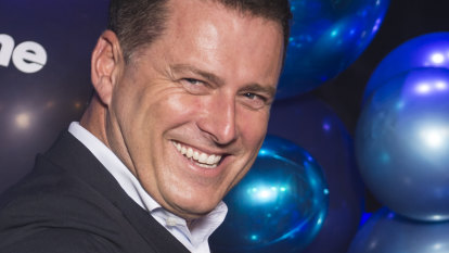 State of Origin co-host Karl Stefanovic is excited and 'utterly one-eyed'
