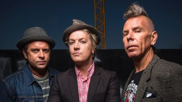 The Living End will stream live from Byron Bay's The Northern.