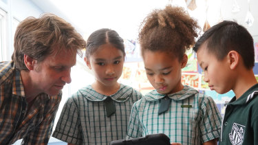 After the broadcast of War on Waste, Craig Reucassel was approached by school children keen to pass on feedback.