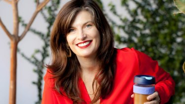 Co-founder of KeepCup, Abigail Forsyth.