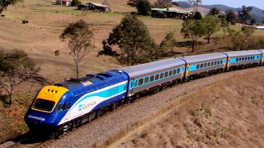 The state's XPT trains are among those due to be retired by 2023.