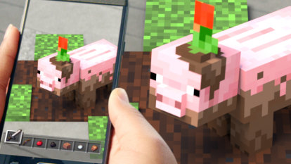 Minecraft Earth could be the biggest AR app craze yet