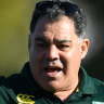 'If he is to blame, everyone has to be to blame': Meninga fires up on Greenberg departure