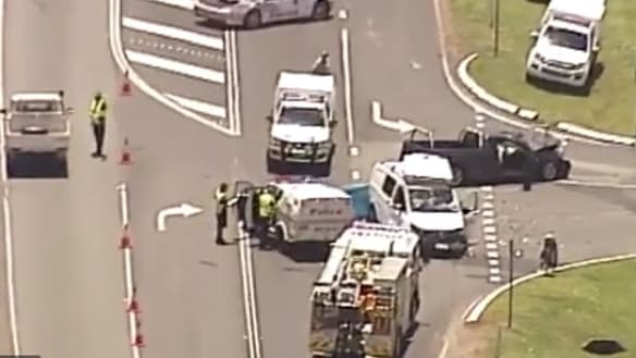 Canadian tourist dead after two-vehicle crash closes Steve Irwin Way outside Australia Zoo