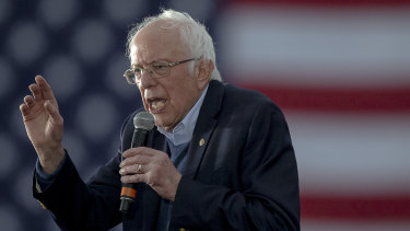 Moderate Democrats are concerned that Bernie Sanders is a uniquely risky presidential candidate.