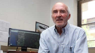University of Western Australia Professor George Milne