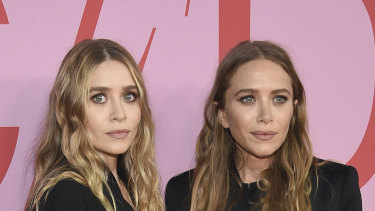 Ashley Olsen (left) and Mary-Kate Olsen's label The Row is a lesson in 'investment dressing.'
