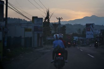 Cisarua has been home to thousands of refugees in Indonesia.