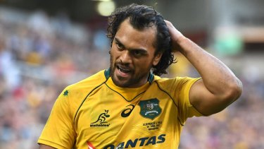 Hunt hasn't given up hope of adding to his six caps for the Wallabies.