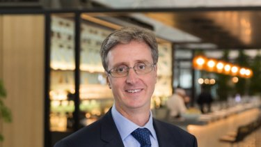 Simon Hickey is the chief executive of Greencross.
