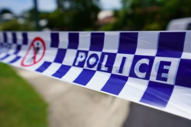 Police have a declared a home on Wright Avenue in Redbank Plains a crime scene.