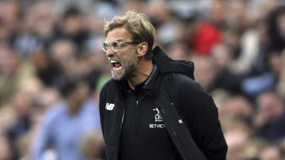 Klopp relishing Anfield 'final', while Spurs have Nou Camp belief