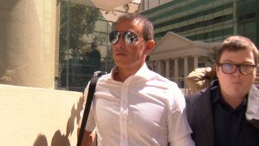 Alexander Gray narrowly avoided jail over the false building grant applications.