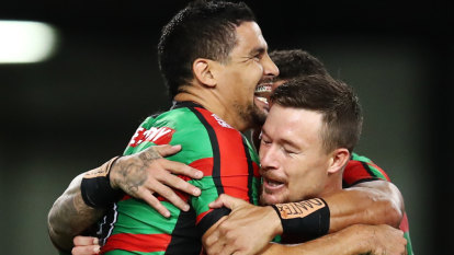 Souths ready for a Manly ambush at ANZ Stadium