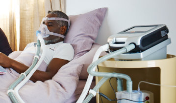 ResMed's increase in ventilator production may not offset weakness in other sectors.