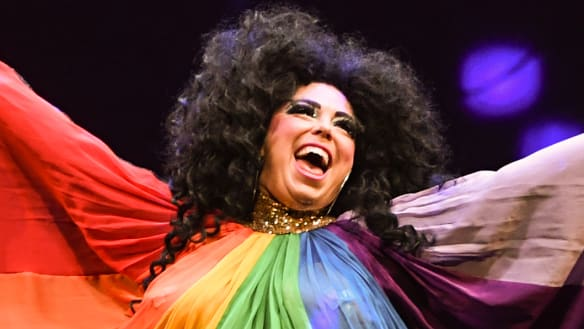 Fearless performers set for the stage at Mardi Gras 2019