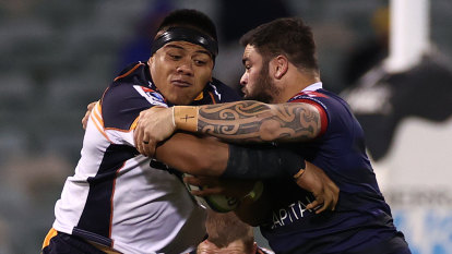 Rebels fall short against Brumbies, set for Brookvale Oval fixture