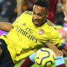 Arsenal score three goals in nine minutes to seal win at West Ham
