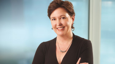 Mortgage Choice chief executive Susan Mitchell.
