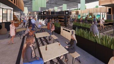 Busselton's Origin Markets will provide a fresh perspective for consumers of the region's produce.