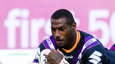 It's hoped a the addition of a Fijian team in the NSWRL competitions will help unearth the next Suliasi Vunivalu.